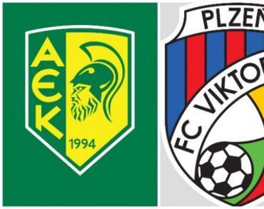 AEK: Οι λεπτομέρειες για τον αγώνα με την Πλζεν
