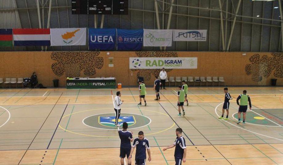 Futsal Slovenia 2019
