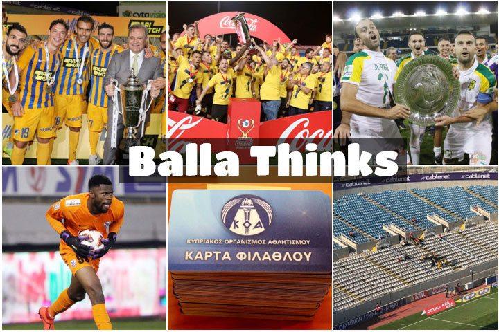 BALLA Thinks: Τι μας άφησε η σεζόν 2018/19 (Poll)