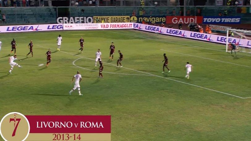 46e823de42e Τα δέκα πιο απολαυστικά γκολ του Ντε Ρόσι με τη Ρόμα (vid) - Balla ...