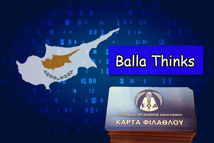 Balla Thinks: Οι θέσεις των συντακτών του Balla για την Κάρτα Φιλάθλου