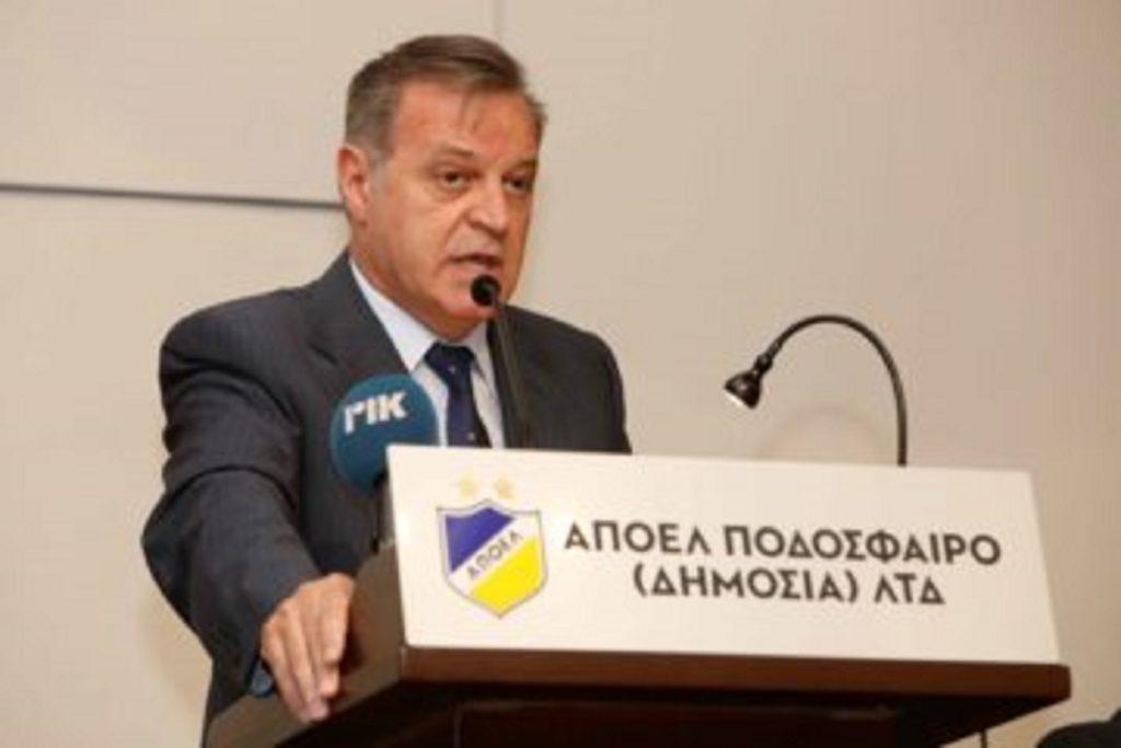 Μίλησε στην Ελλάδα ο Πρόδρομος – «Δεν υπάρχει απόφαση για Ζαχίντ»