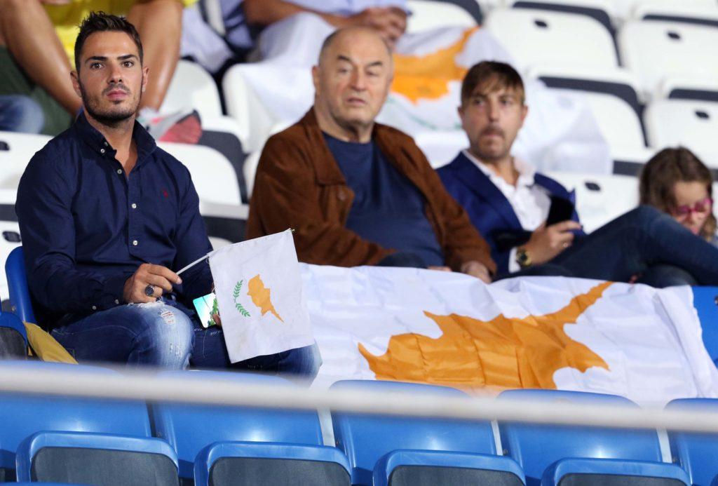 DRONE: Ποια κυπριακή σημαία;