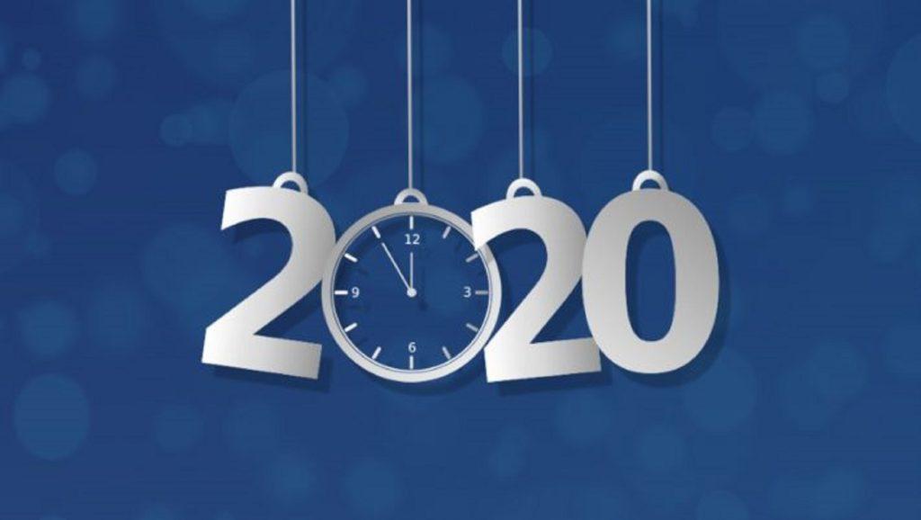 Παραμονή Πρωτοχρονιάς 2020! – (Όλες οι ευχές ομοσπονδιών, συλλόγων, σωμάτων)