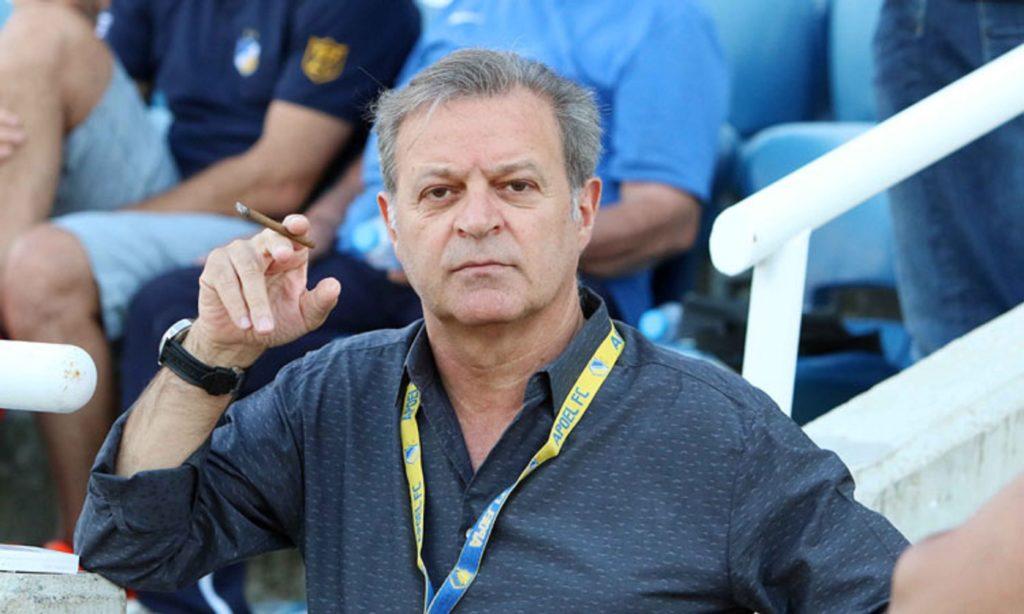 Πετρίδης: «Δεν ασχοληθήκαμε ποτέ με τον Ζαχίντ και τον ΠΑΟ»