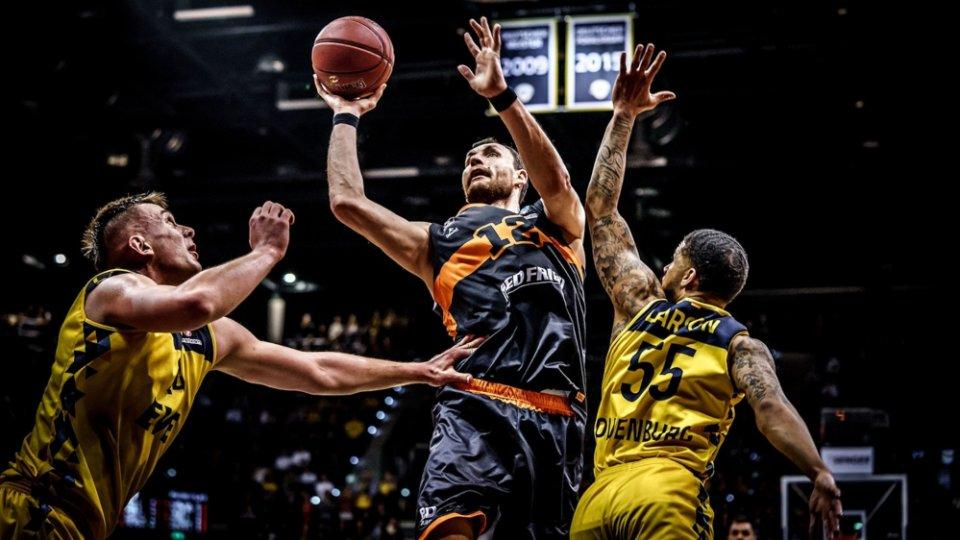 EuroCup: Τα ζευγάρια των playoffs