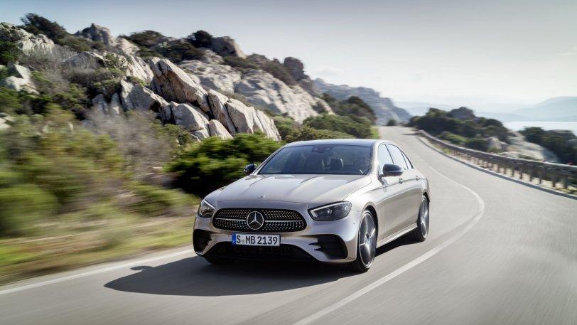 Mercedes E-Class: Ανανέωση σε όλα τα επίπεδα (pics)
