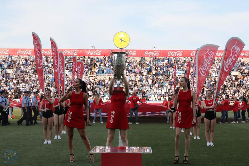 Την Τετάρτη οι πρώτοι αγώνες του Κυπέλλου Coca-Cola
