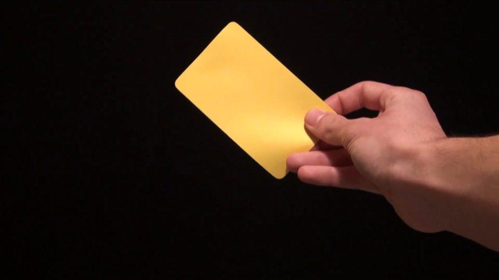 Αυτοί είναι στο όριο των καρτών