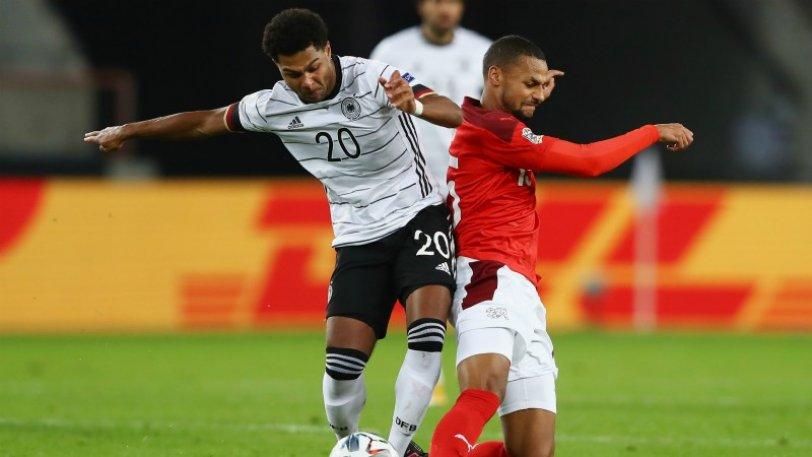 Γερμανία – Ελβετία 3-3: Ματσάρα και βαθμολογικός χαμός