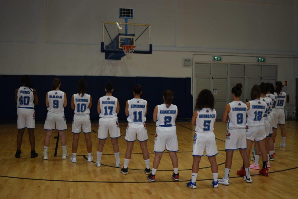 Anorthosis Basketball – News Letter από Τμήμα επικοινωνίας (Ανόρθωση – Phoenix MJ Basket Plus Αγώνας κυπέλλου Γυναικών)
