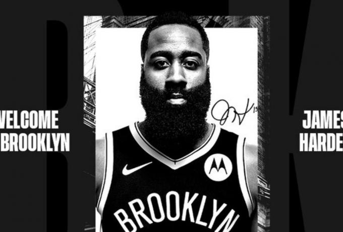 NBA: Ανακοίνωσαν Χάρντεν οι Νετς