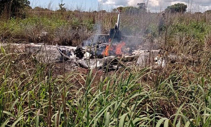 ΒΡΑΖΙΛΙΑ: Νεκροί παίκτες και πρόεδρος μετά από πτώση αεροπλάνου