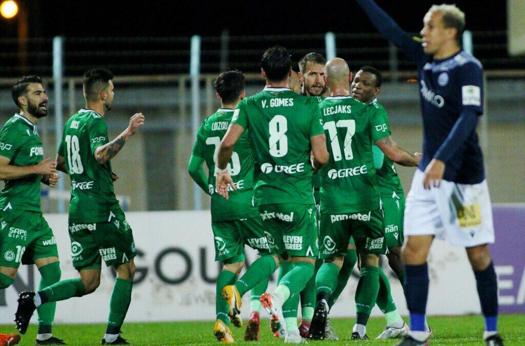 ΕΝΠ-Ομόνοια 0-1: Με λυτρωτή τον Τσέποβιτς! (ΦΩΤΟΣ-ΒΙΝΤΕΟ)