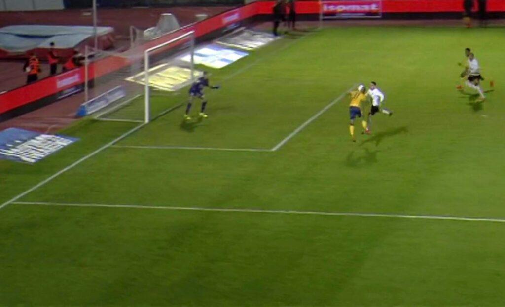 ΒΙΝΤΕΟ: Το πρώτο γκολ των πλέι οφ… και 1-0 η ΑΕΛ!
