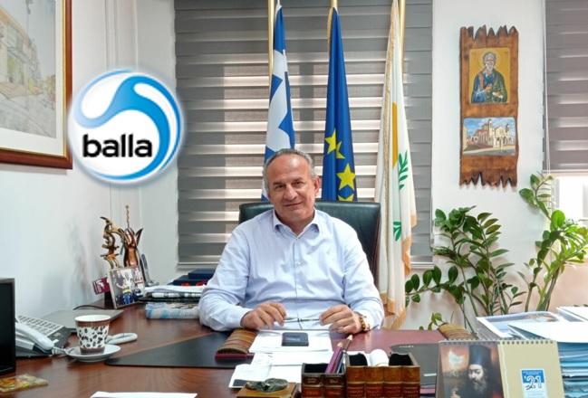ΣΥΝΕΝΤΕΥΞΗ Δ.ΑΝΤΩΝΙΟΥ στο balla: Η προεδρία του Απόλλωνα και η υποψηφιότητα!