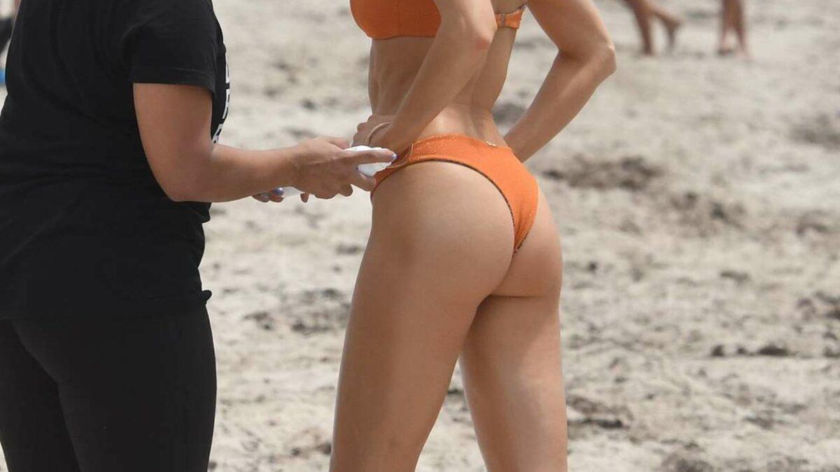Joy Corrigan in Miami Beach!