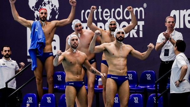 ΕΛΛΑΔΑ: Στους Ολυμπιακούς η Εθνική πόλο!