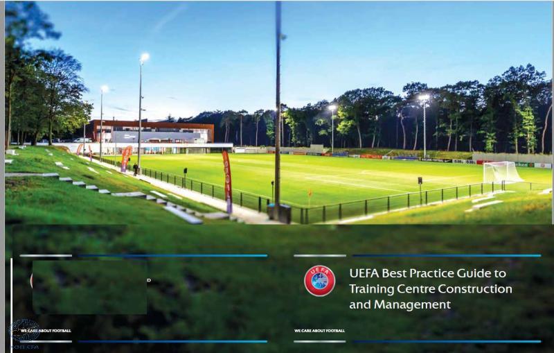 ΚΟΠ: Κατευθυντήριες γραμμές UEFA για προπονητικά κέντρα