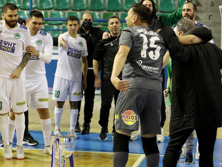 Κ.ΧΡΙΣΤΟΔΟΥΛΟΥ στο balla: Το… παράπονο της Ομόνοιας και το πείσμα για το Κύπελλο!