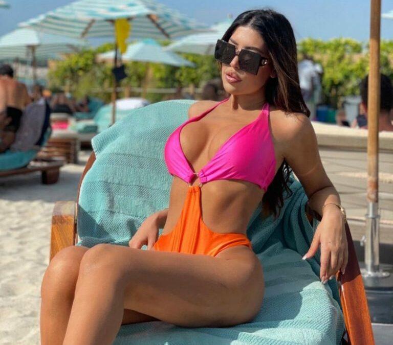 Η Χριστίνα Ζαφειρίου… απολαμβάνει τις διακοπές της στο Ντουμπάι!