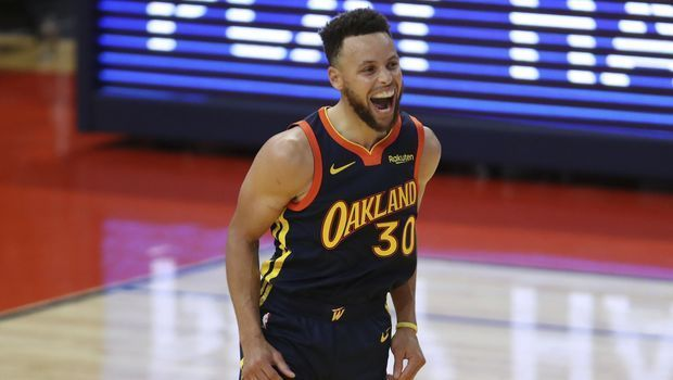 NBA: «Καυτός» Κάρι διέλυσε το Χιούστον!