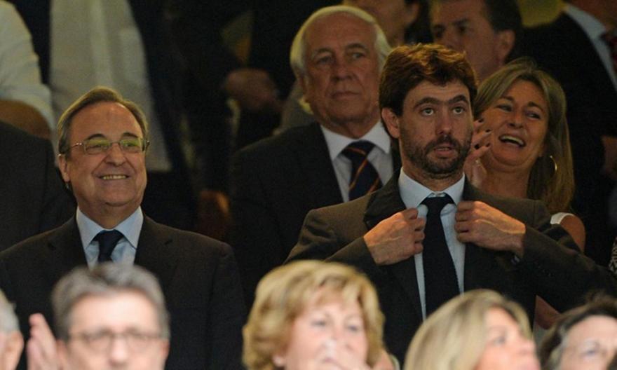 Οι πρώτες δηλώσεις Πέρεθ-Ανιέλι για τη Super League: «Έχουμε ευθύνη ως μεγάλοι σύλλογοι»