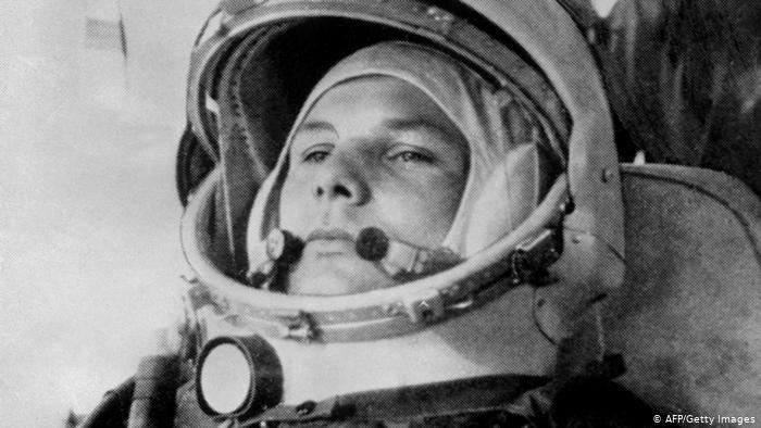 Γιούρι Γκαγκάριν στο διάστημα: 60 χρόνια μετά