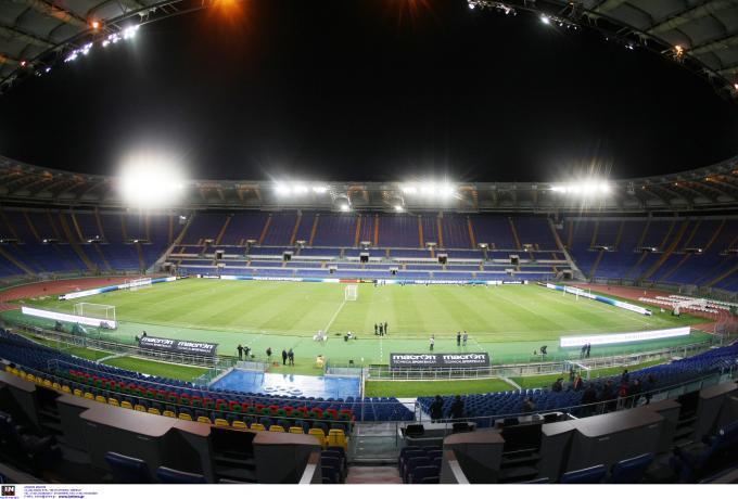 EURO: Με κόσμο οι αγώνες στο «Ολίμπικο» της Ρώμης!
