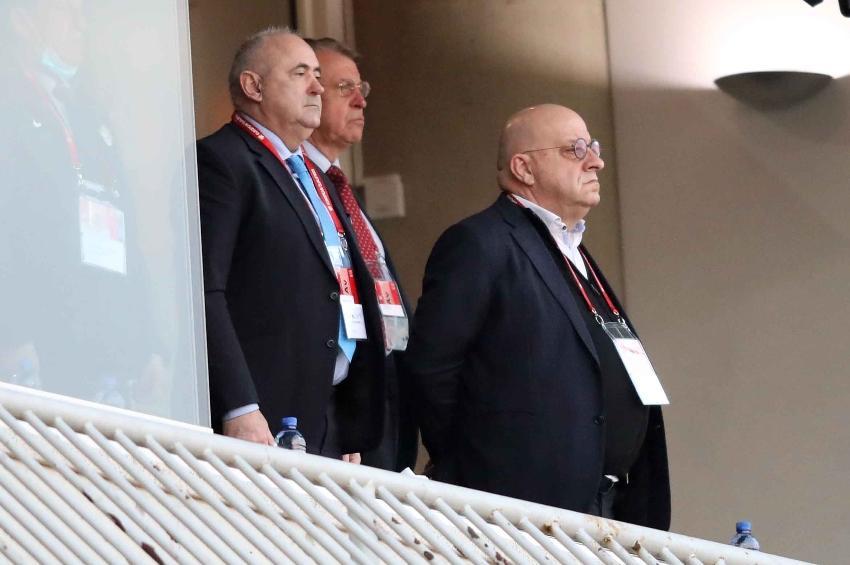 ΚΟΥΜΑΣ: Μέχρι το 2025 στην Εκτελεστική της FIFA!