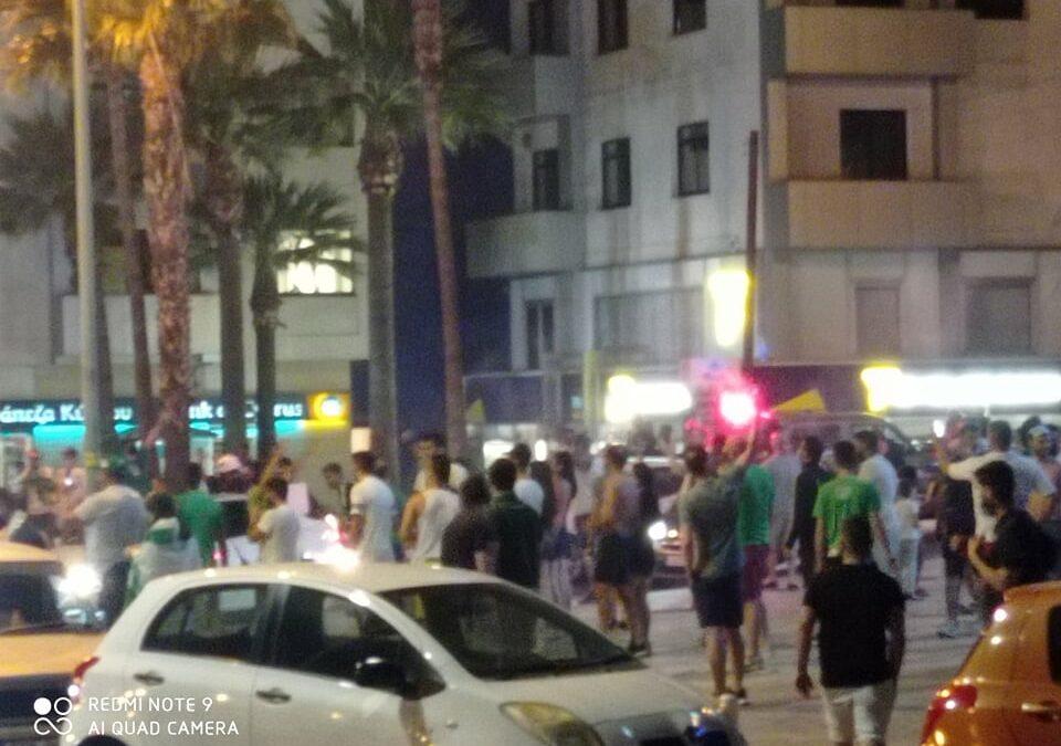 ΒΙΝΤΕΟ/ΦΩΤΟΣ balla: Βγήκαν στους δρόμους οι… Λεμεσιανοί Ομονοιάτες!