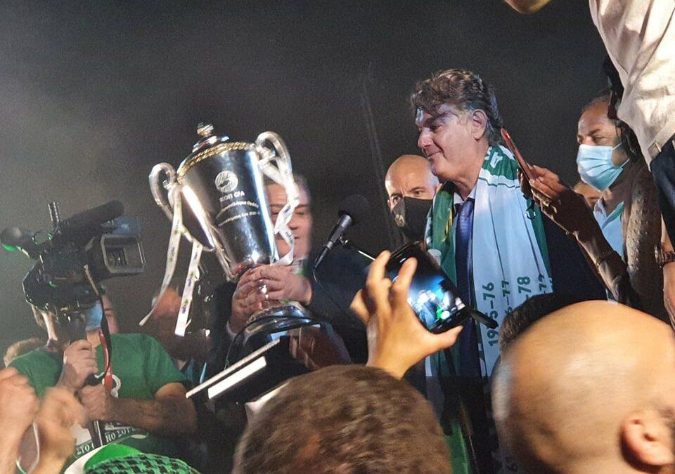 ΠΑΠΑΣΤΑΥΡΟΥ: Το πρωτάθλημα πέρσι και το πρωτάθλημα φέτος…