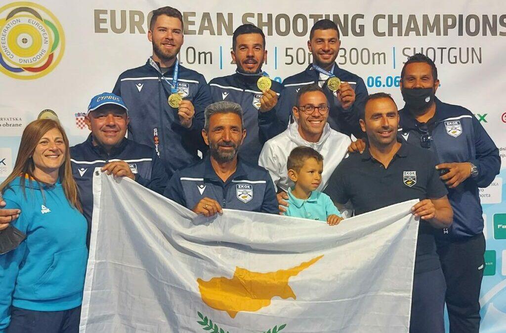 Πρωταθλητές Ευρώπης οι άνδρες του σκητ!