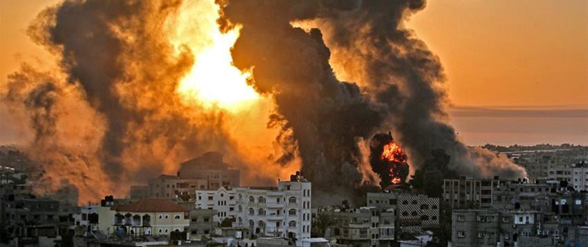 Ήχησαν ξανά οι σειρήνες στο Ισραήλ-Εκτόξευσε δεκάδες ρουκέτες η Χαμάς (ΒΙΝΤΕΟ)