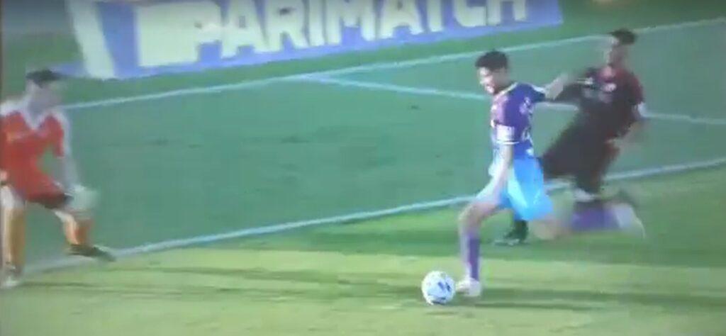 ΒΙΝΤΕΟ: Απλοποιεί τα πράγματα ο Γκάταριτς και 2-0!