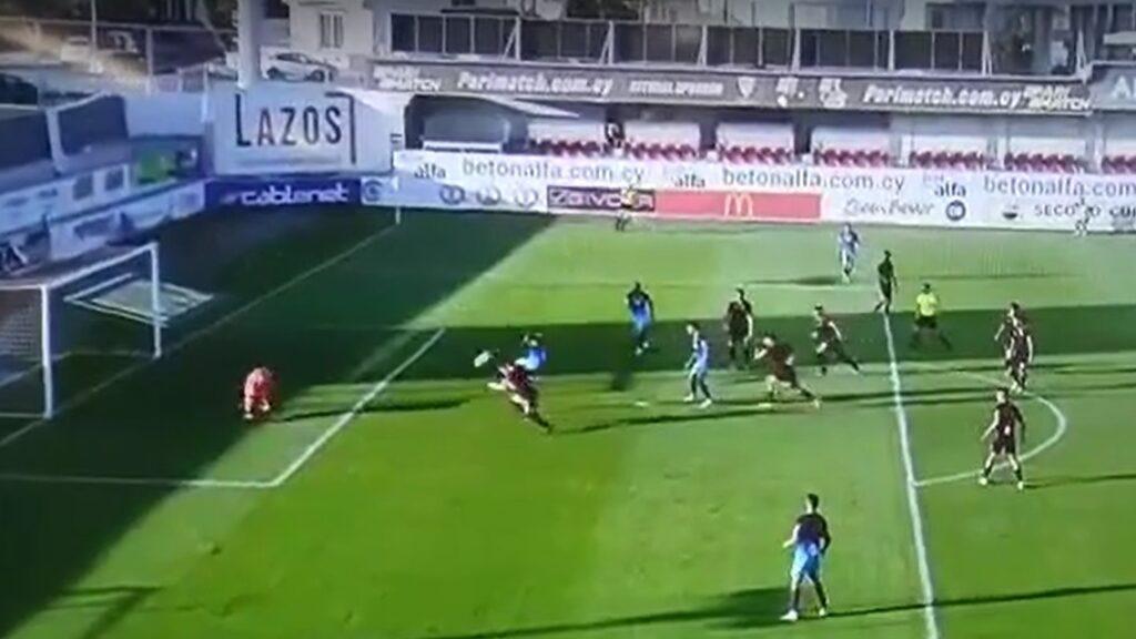 ΒΙΝΤΕΟ: Δοκάρι ο Μέιρα, ριμπάουντ ο Γεωργίου και 1-0 ο Ερμής!
