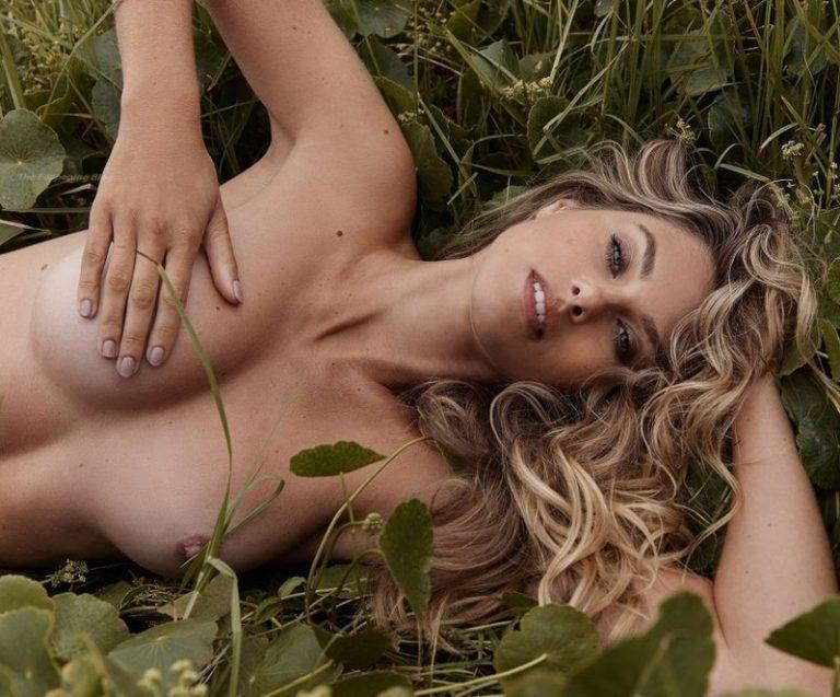H Natalie Roser… σε αποκαλυπτική φωτογράφηση!