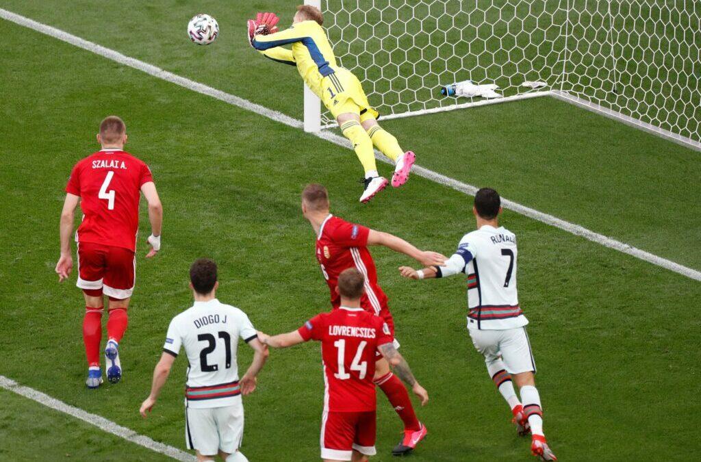 Ουγγαρία – Πορτογαλία 0-3: Λύτρωση με… τριάρα στο φινάλε!