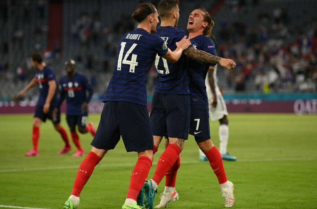 Γαλλία – Γερμανία 1-0: C'est la vie!