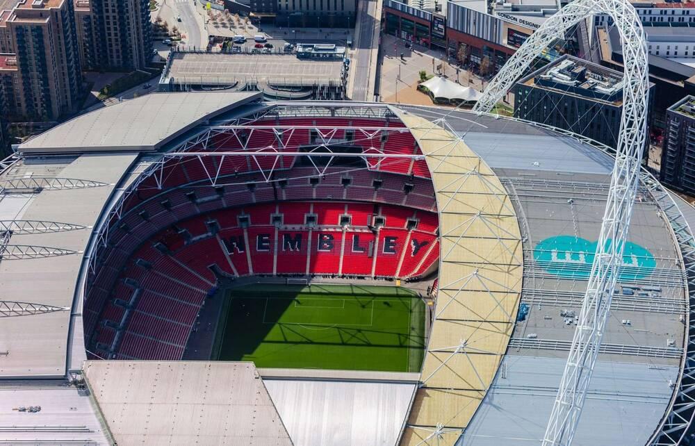 EURO 2020: Με 40.000 θεατές τα νοκ άουτ στο Γουέμπλεϊ!