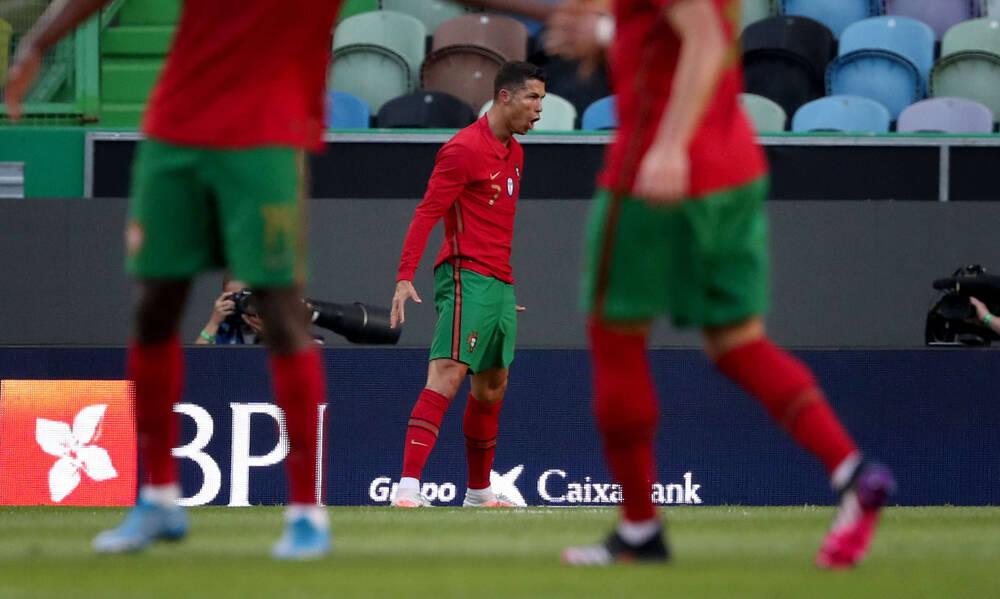 EURO 2020: Ο… διψασμένος Κριστιάνο Ρονάλντο αισιοδοξεί!