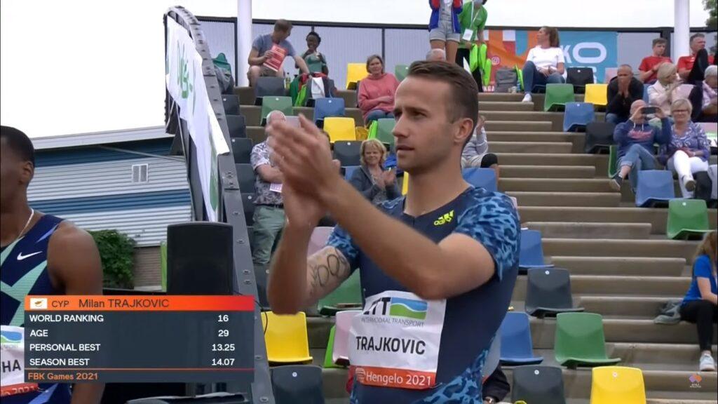 Βρίσκει ρυθμό ο Τραίκοβιτς: Έπεσε κάτω από τα 14 δέυτερα!