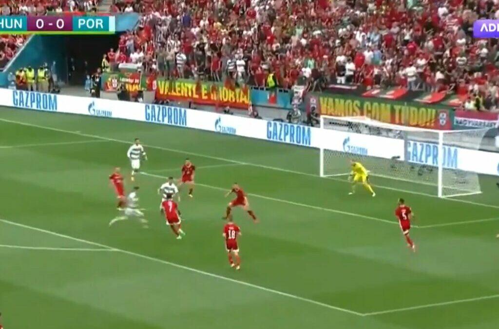 Το τυχερό γκολ-ΛΥΤΡΩΣΗ για τους Πορτογάλους! (ΒΙΝΤΕΟ)