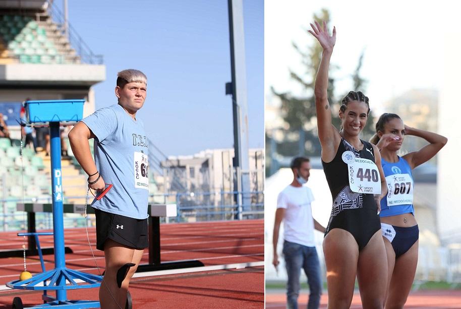 Όσα έγιναν και ξεχώρισαν στην 1η Ημέρα των Παγκύπριων Πρωταθλημάτων!