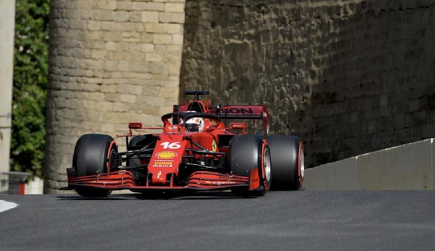 F1: Άπιαστος στο Αζερμπαϊτζάν ο Λεκλερκ!