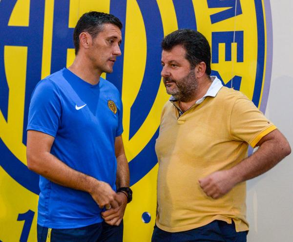 Ο Σοφοκλέους και ο Ντανίλο…