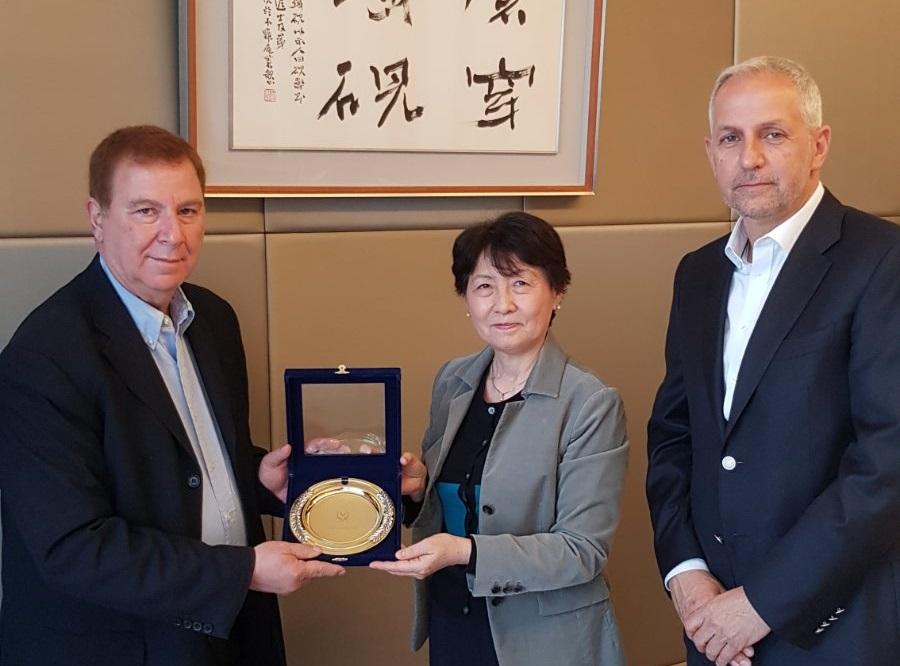 Τόκιο 2020: Η πρέσβειρα της Ιαπωνίας στην Κύπρο κ. Σέκι Ιζούμι συμβουλεύει…
