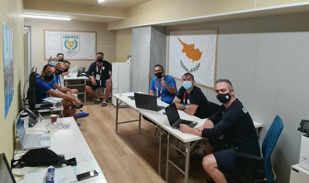 ΤΟΚΙΟ: Θετικό το κλίμα στην Κυπριακή αποστολή!