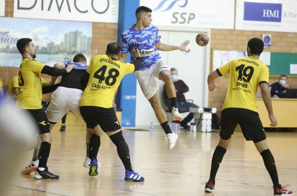 Ανόρθωση, Παρνασσός και ΑΠΟΕΛ στο EHF European Cup!