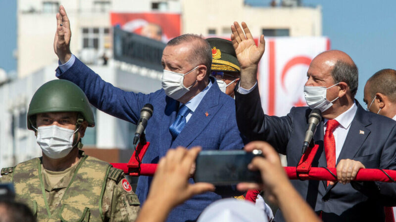 Υπάρχει τρόπος αντιμετώπισης του τουρκικού επεκτατισμού;